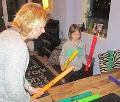 Kindercoaching: Samen met mama muziek maken!